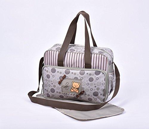 Grand sac à langer imperméable - Sac maternité