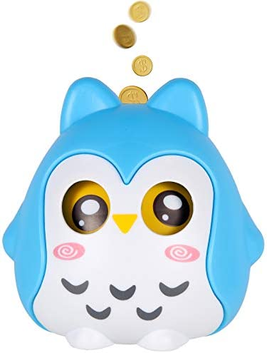 Piggy Bank Cute Owl Money Bank for Boys Girls Kids Plastic Coin Bank Children s Toy Gift Money product image