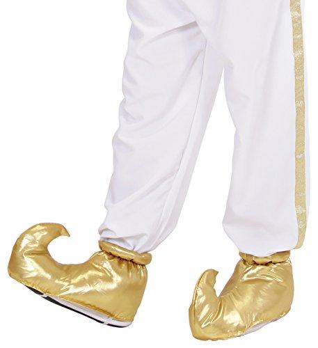 PARTY DISCOUNT Schuhe Alibaba Orient, Gold, Überzieher