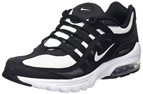 Nike Air MAX VG-R, Sneaker Mujer, Black/White-Black, 39 EU