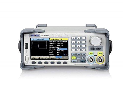 top 10 the waveform generators SIGLENT SDG6022X Function / Arbitrary Waveform Generator with 200 MHz Bandwidth Signal Generator