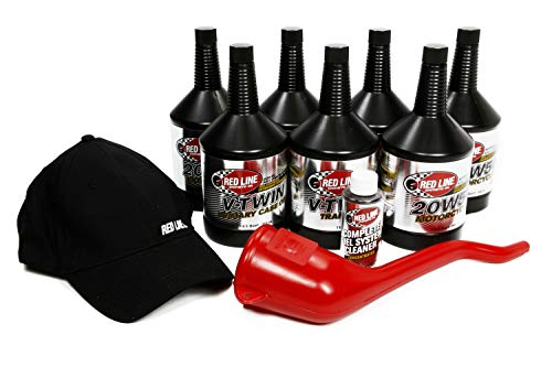 Red Line 90226 Big Twin 20w50 Power Pack Oil...