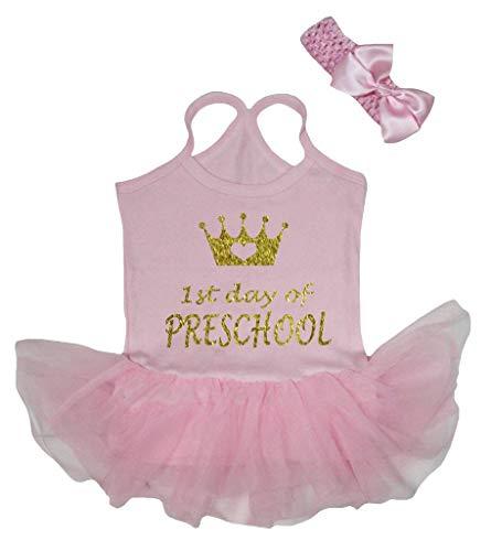 Petitebelle - Robe - Manches courtes - Bébé (fille) 0 à 24 mois Rose rose - Rose - L
