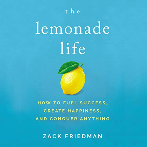 The Lemonade Life audiobook cover art
