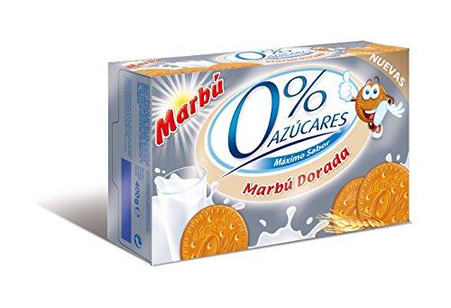 Artiach, Galletas Marbu, Wafeltjes, 0 % suiker, 400 g