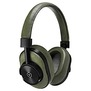 Master & Dynamic MW60 High Definition Bluetooth Wireless On-Ear Headphone - Olive/Black (B0784WS6MZ) | Amazon price tracker / tracking, Amazon price history charts, Amazon price watches, Amazon price drop alerts