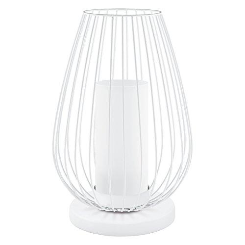 Eglo Lampe 94342 intérieur, intégré, argent