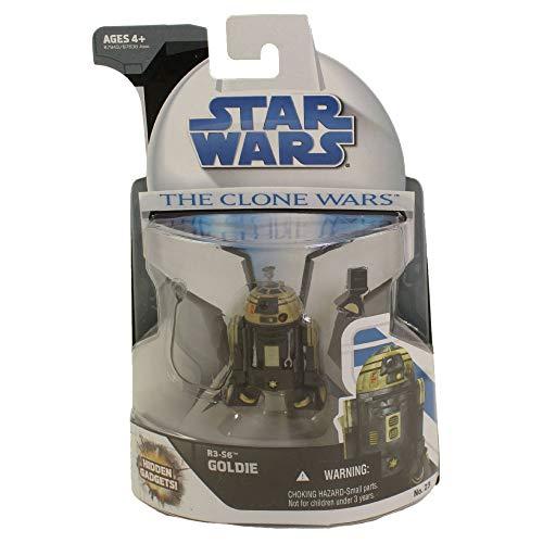 Star Wars The Clone Wars Goldie R3 S6
