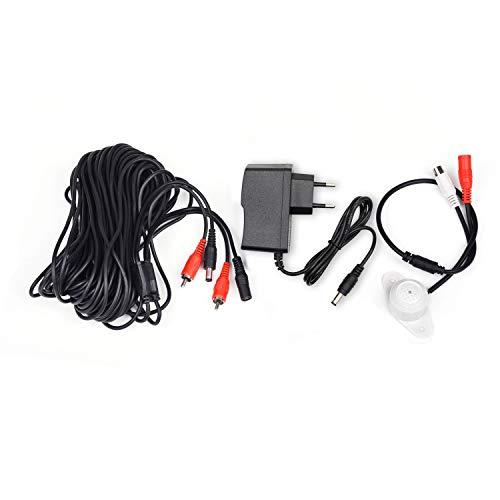 Tonton Audio Mic Micrófono vigilancia Ton Pickup