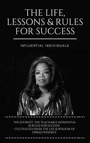 Opra Vinfrija: dzīve, mācība un veiksmes noteikumi (izdevums angļu valodā)