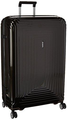 Samsonite Neopulse Hardside - Maleta con Ruedas giratorias, Color metálico, Negro Metalizado (Negro) - 74418-2368