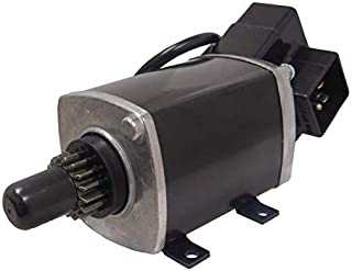 New 120V Electric Starter For TECUMSEH ENGINE HMSK LH OH OHM110 OHSK CCW 33329E, HHM80-190012, 190013C, 190014C, 33329B, 72403600