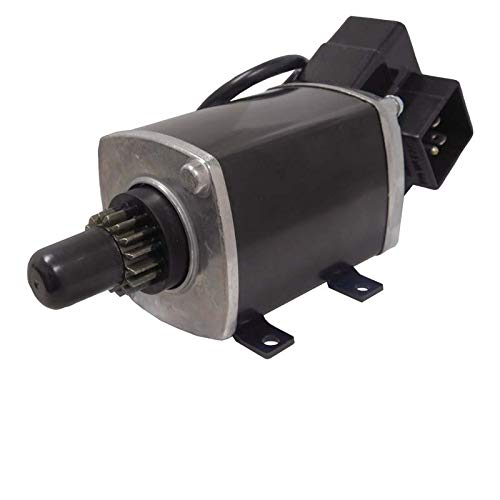 New 120V Electric Starter Replacement For TECUMSEH ENGINE HMSK LH OH OHM110 OHSK CCW 33329E, HHM80-190012, 190013C, 190014C, 33329B, 72403600, 33329, 33329A, 33329C, 33329D, 33329F, 37000