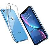 UNBREAKcable iPhone XR Hülle - Handyhülle iPhone XR Transparent Ultra-Slim Staubdicht, Weiche...