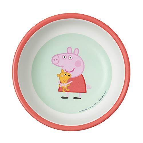Petit Jour Paris – Cuenco Peppa Pig – para el desayuno.