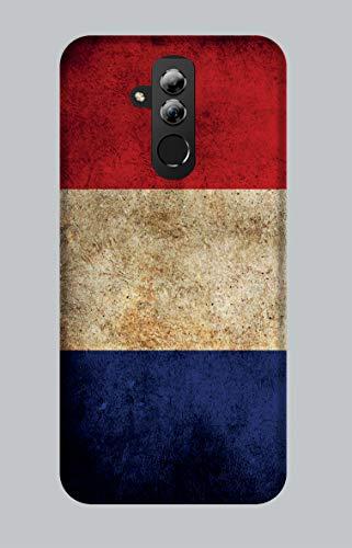 Funda blanda de TPU Huawei Mate 20 Lite 037 Francia