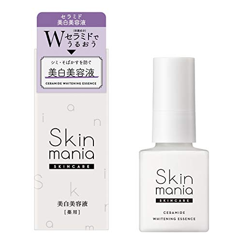 Skin mania(スキンマニア) 【医薬部外品】Skin mania セラミド 美白美容液 40ml