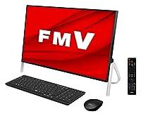 【公式】 富士通 デスクトップパソコン FMV ESPRIMO FHシリーズ WF1/D3 (Windows 10 Home/23.8型ワイド液晶/Core i7/16GBメモリ/約256GB SSD + 約3TB HDD/Blu-ray Discドライブ/Office Home and Business 2019/ブラック/TV機能付き)AZ_WF1D3_Z279/富士通WEB MART専用モデル