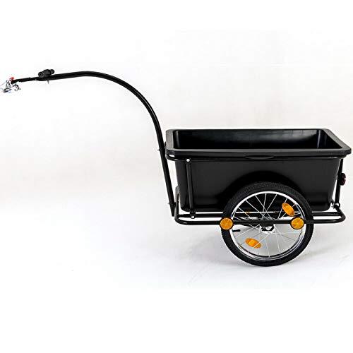 Fahrradanhänger Lastenanhänger Radanhänger Transportanhänger Bis 80 kg