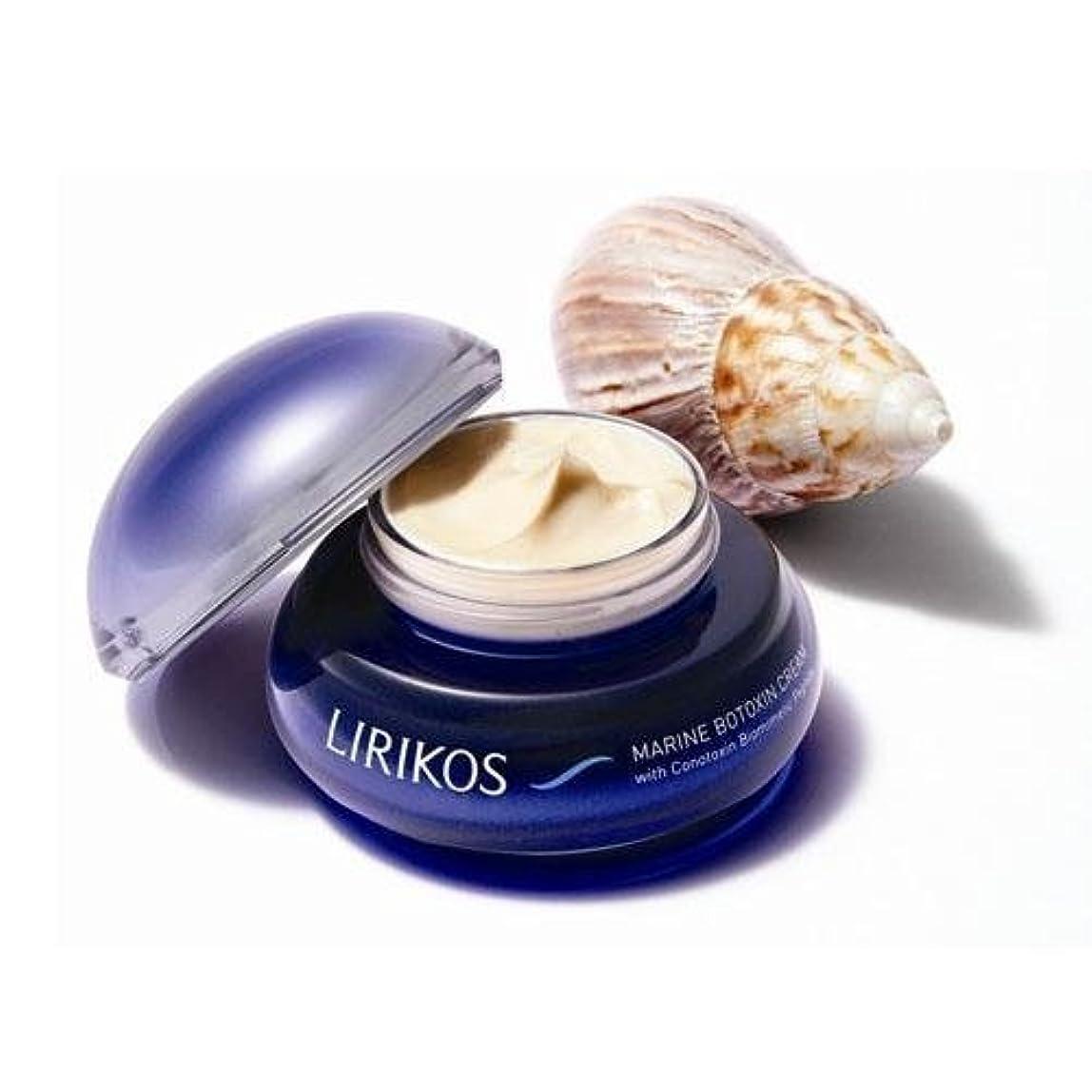 見つけた叙情的な特定のLIRIKOS Marine Botoxin Cream/ Made in Korea