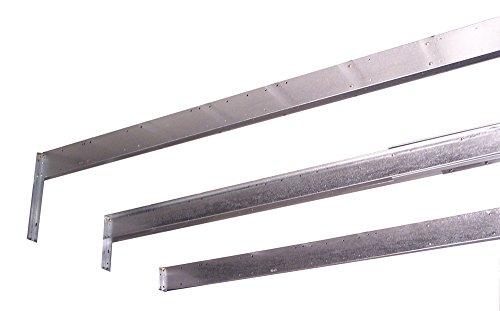Arrow Roof Strengthening Kit for 10' x 12 (Except Swing Door Sheds), Fits, Steel