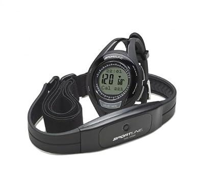 Sportline Cardio 630 Men's Monitor (Black)