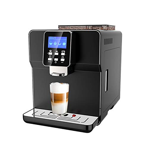 Commercial & Home'one touch' Fully Automatic Coffee & Espresso machine (19bar)