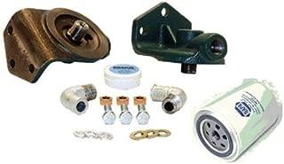 WIX 24019/NAPA 4019 Coolant Filter Base & 4070 Coolant Filter