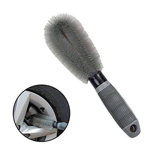 VORCOOL Kit de support de brosse de roue et de jante pour outils de nettoyage de voiture