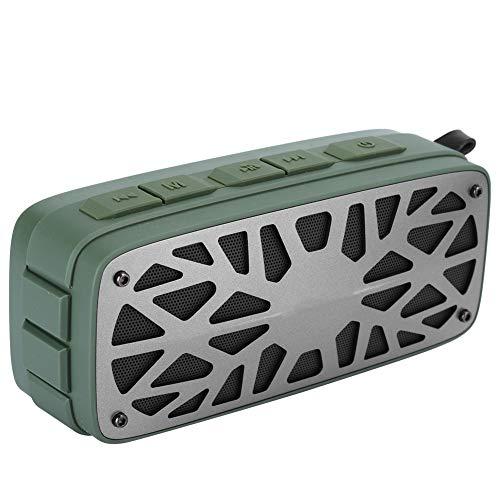 Mini Bluetooth Lautsprecher, Fachmann Draußen Mini Bluetooth Lautsprecher 3-5h Musik Spielend Zeit mit Abs 100 Hz-18 kHz Pro Heim