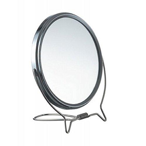 Comair 3012383 Miroir avec grossissement des deux côtés 13 cm 3 Compartiment