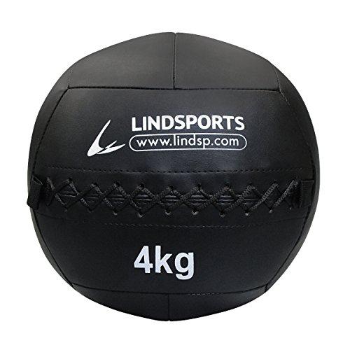 LINDSPORTSソフトメディシンボール(4キログラム)
