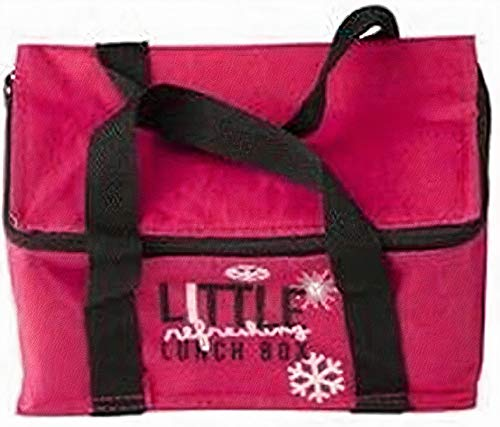 Fresh & Cold Sac isotherme 6 l 23 x 15 cm polyester rose 3 pièces