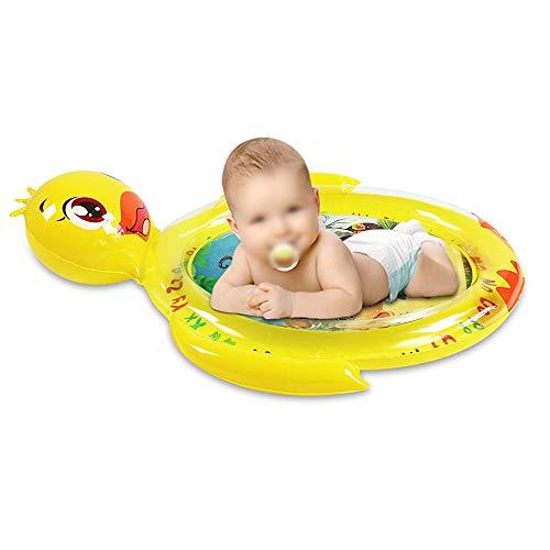 Jia Hu 1 estera inflable del juego del agua del bebé del tiempo de la barriga de la PC para el crecimiento de los bebés