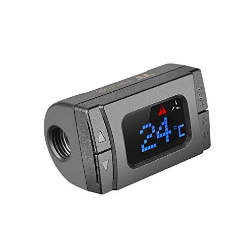 Thermaltake Pacific Temperatur Sensor (zubehör Wasserkühlung) schwarz
