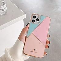 iphone11 ケース 韓国 可愛い アイフォン ケース iPhone11 pro ケースおしゃれ iphone7/8 プラス ケース IPhone 10/Xs 携帯 11Pro Max ケース シンプル iphone xr カバー かわいい クリア 人気 10r ケース (iPhone 11 Pro Max)