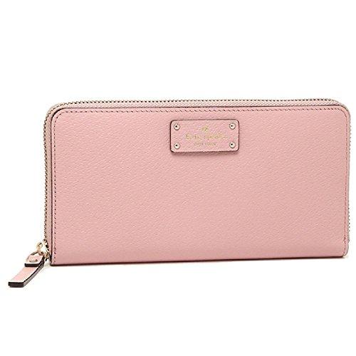 Kate Spade Neda Grove Street Pink Bonnet Wallet
