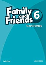 Family and Friends: 6 Workbook