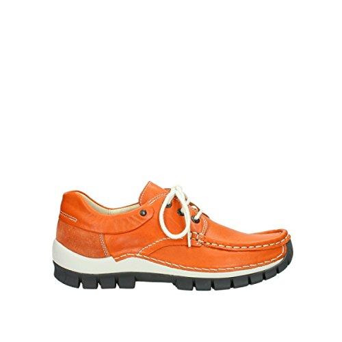 Wolky Fly Orange, orange(orange), Gr. 40