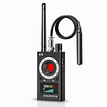 Bug Detector Hidden Camera Detector - Anti Listening Devices for Spying/GPS Tracker/RF Signal Wireless/Eavesdropping Device Radio Frequency Detector & Spy Camera Finder