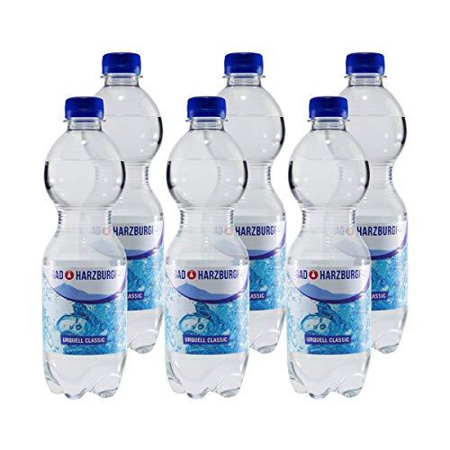 Bad Harzburger Classic Mineralwasser (6 x 0,5L)