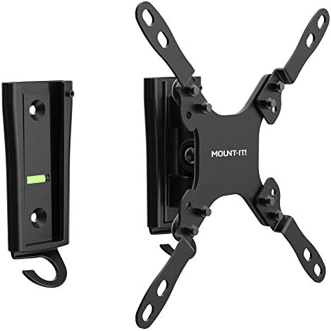 MOUNT IT RV TV Mount With Dual Wall Plates No Rust Quick Release Aluminum Mounting Bracket For product image