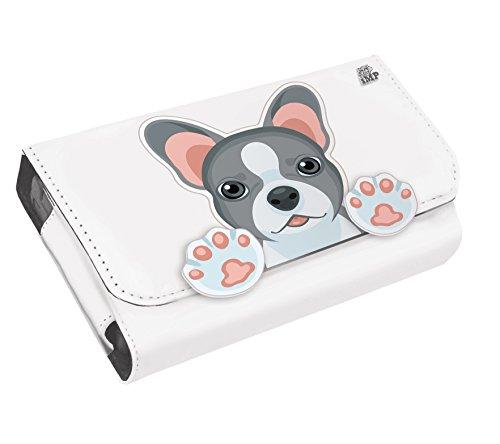iMP XL Animal Storage & Carry Case - French Bulldog (2DS XL / 3DS XL / DSi XL)