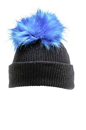 Diesel Gorro, Color: Azul, Tamaño: One Size