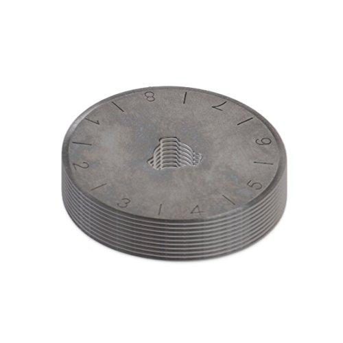 10pcs 28mm Stahl Rotary Sharp Cutter Nachfüllklingen Rotationsschneider Klingen Nähen Quilten Für Olfa Fiskars