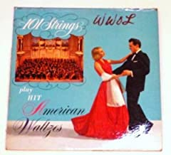 101 Strings Play Hit American Waltzes