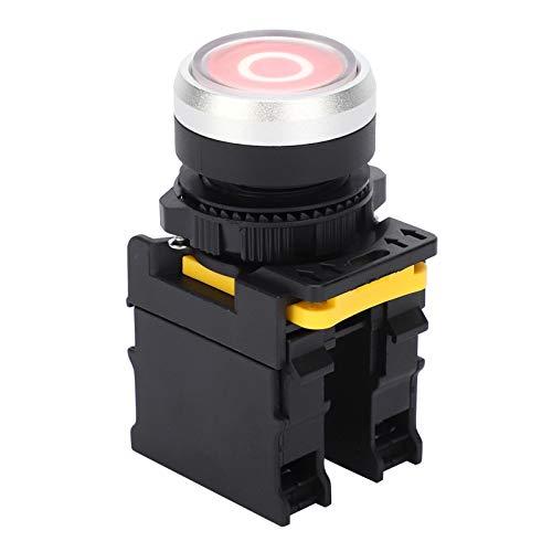Verbrauchsmaterial für elektrische Geräte Starttastenschalter Grün Wasserdichter Druckknopf für Bohrmotor für Industrieanlagen