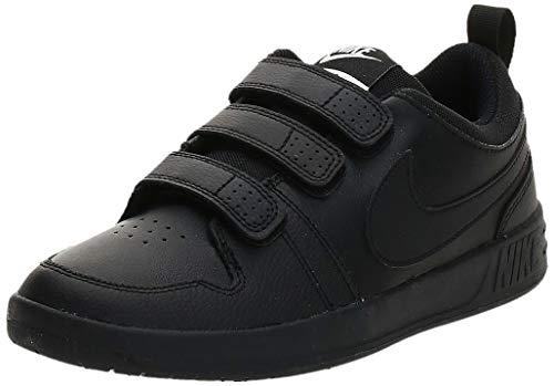 Nike Pico 5 Tennisschuhe, Schwarz (Black/Black 1), 39 EU