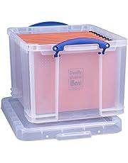 Really Useful Box 35 limas transparentes + 10 limas de suspensión.