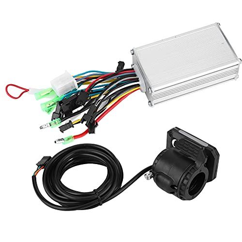 Electrónico mi-Bicicleta Controlador, Crucero Indicación El plastico y LCD y Metal Hecho Monitor Contenido Energía Sala